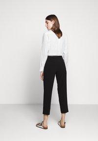 Filippa K - REGINA TROUSER - Trousers - black - 2