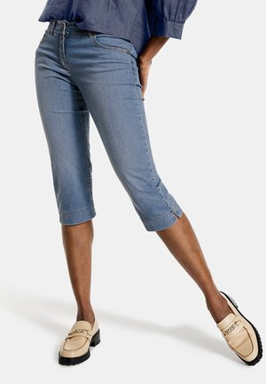 Slim fit jeans - blue denim mit use