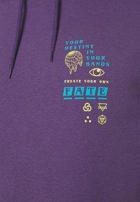 YOURTURN - UNISEX - Bluza z kapturem - purple - 5