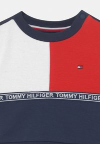 Tommy Hilfiger - BABY COLORBLOCK SET UNISEX - Tracksuit - blue - 3