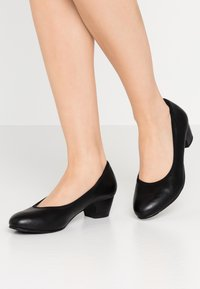 Jana - Escarpins - black - 0