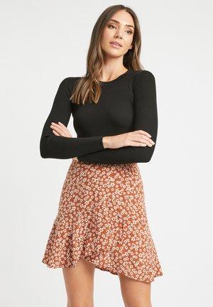 A-line skirt - af-cannelle