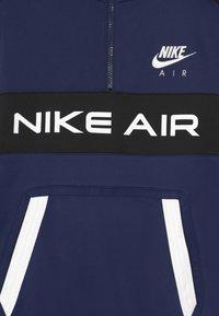 Nike Sportswear - AIR SET UNISEX - Tepláková souprava - midnight navy/black/white - 3
