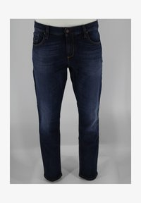 ALBERTO Pants - Slim fit jeans - vintage navy - 0