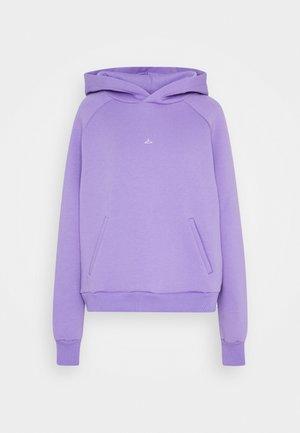 HANG ON HOODIE - Kapuzenpullover - purple