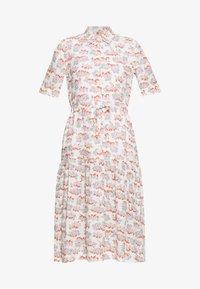 HILDE DRESS - Sukienka koszulowa - off-white