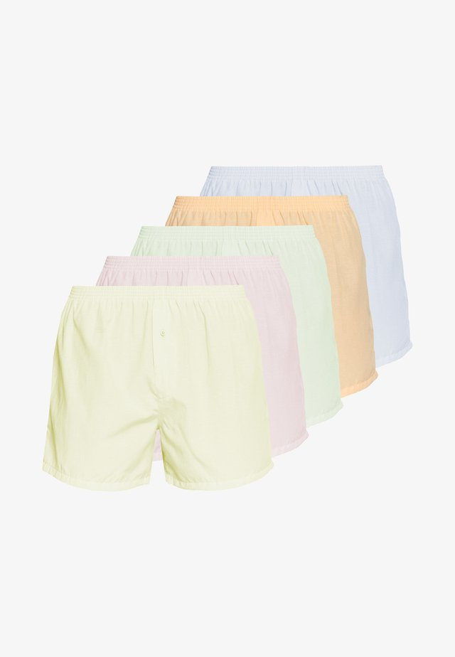 5 PACK - Boxershort - multicoloured