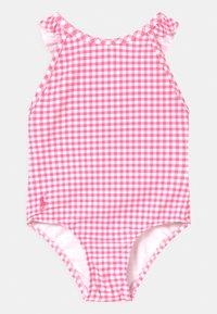 Polo Ralph Lauren - SWIMWEAR - Swimsuit - baja pink/white - 0