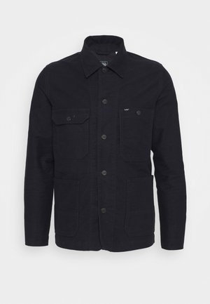 BOX POCKET LOCO - Veste en jean - sky captain