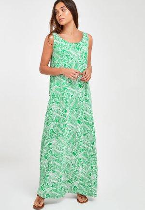 TRAPEZE - Maxi dress - light green
