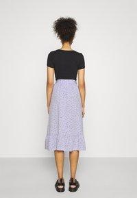 Monki - MARY LOU SKIRT - A-line skirt - lightpurple - 2