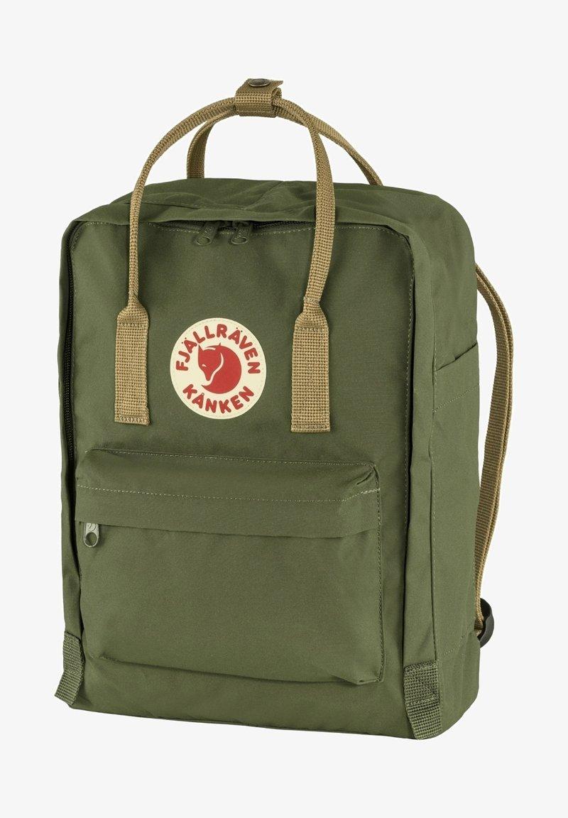Fjällräven - Backpack - spruce green-clay