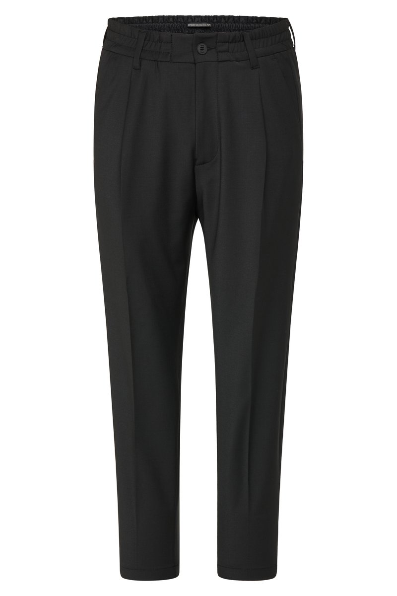 DRYKORN - CHASY - Trousers - black