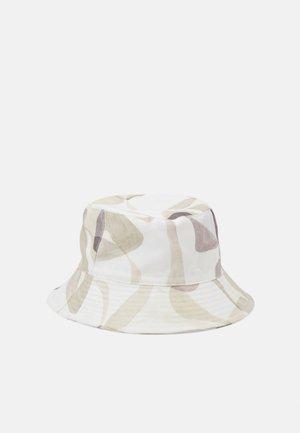 BUCKET HAT PRINT UNISEX - Hut - beige/offwhite