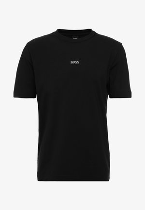 TCHUP - T-shirt basic - black