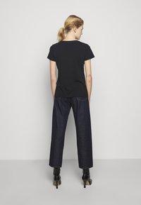 DKNY - STUD LOGO  - Print T-shirt - black - 2