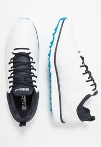 Skechers Performance - MOJO ELITE PUNCH SHOT - Golfsko - white/blue - 1