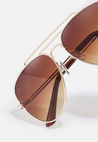 Jeepers Peepers - UNISEX - Lunettes de soleil - gold-coloured - 3