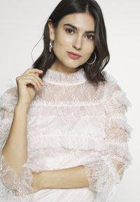 By Malina - CARMINE DRESS - Cocktail dress / Party dress - pink - 3