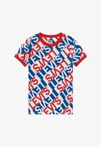 Levi's® - GRAPHIC RINGER - T-shirt imprimé - white - 2