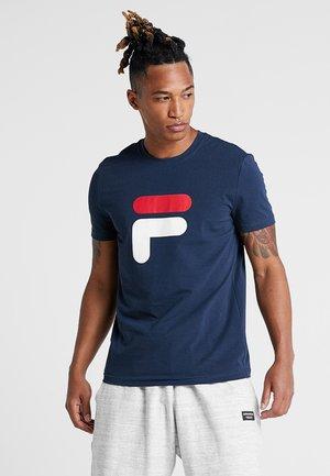 ROBIN - T-shirts print - peacoat blue
