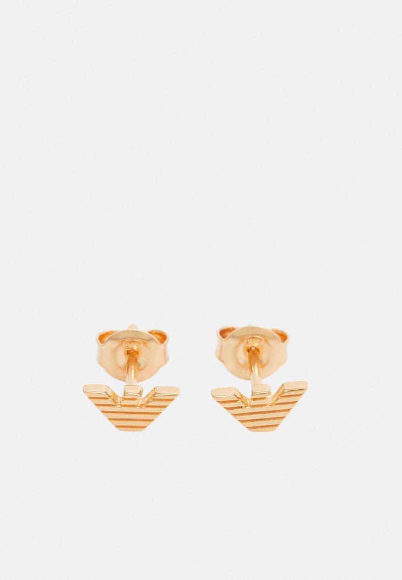 Emporio Armani - SENTIMENTAL - Earrings - rose gold-coloured