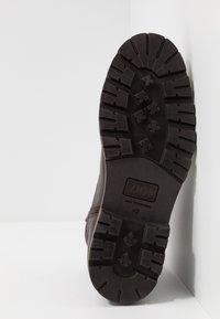 Zign - Stivali da neve  - brown - 4