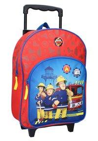 Fireman Sam - KINDER-TROLLEY - Luggage - rot - 2