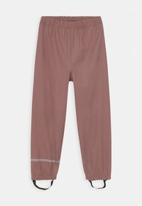 Name it - NKNDRY RAIN SET - Rain trousers - wistful mauve - 3