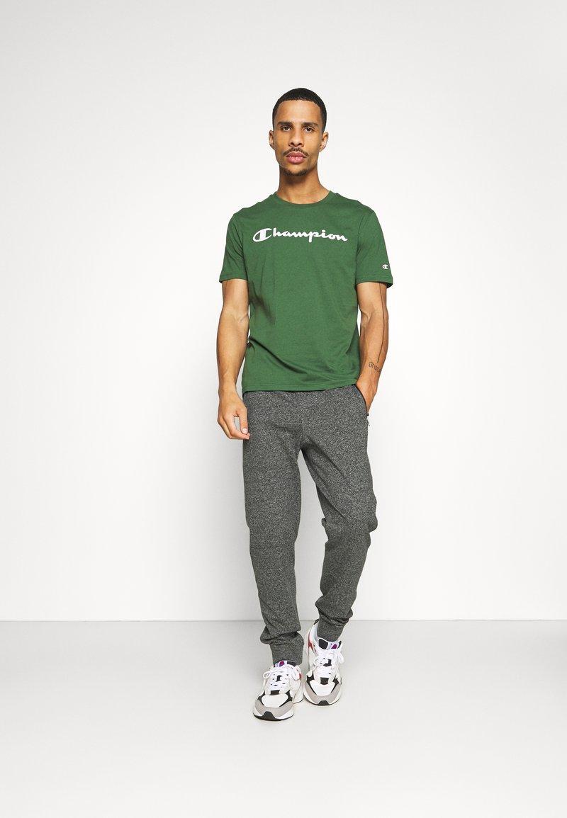 Champion - 2PACK CREW NECK - T-shirt print - grey