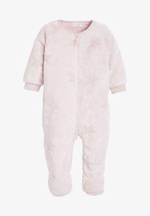 Pijama de bebé - pink