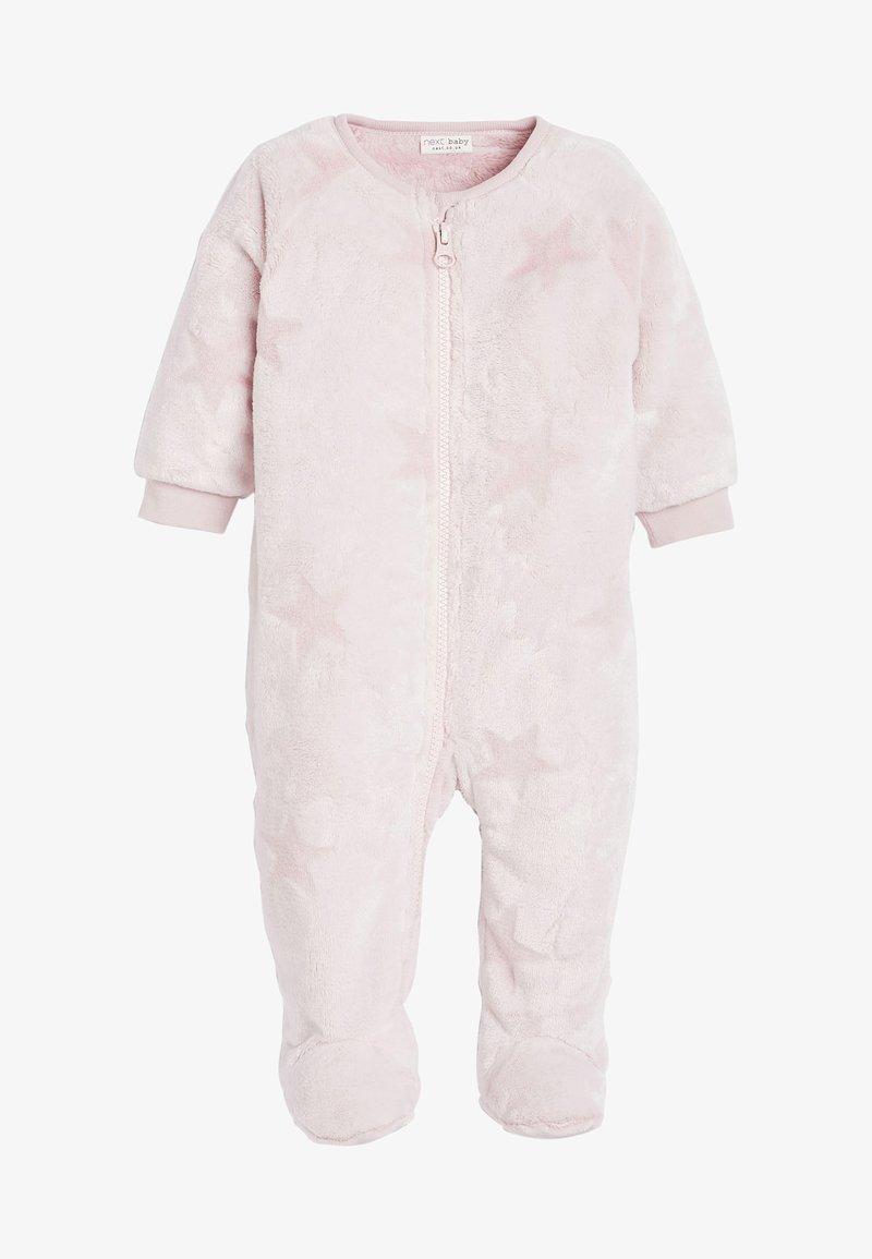 Next - Dupačky na spaní - pink