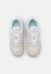 New Balance - WL574 - Sneakers - silver - 5