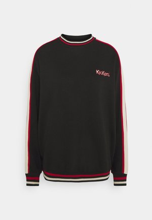STRIPE - Sweatshirt - black