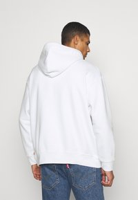 Levi's® - RELAXED GRAPHIC - Bluza z kapturem - neutrals - 2
