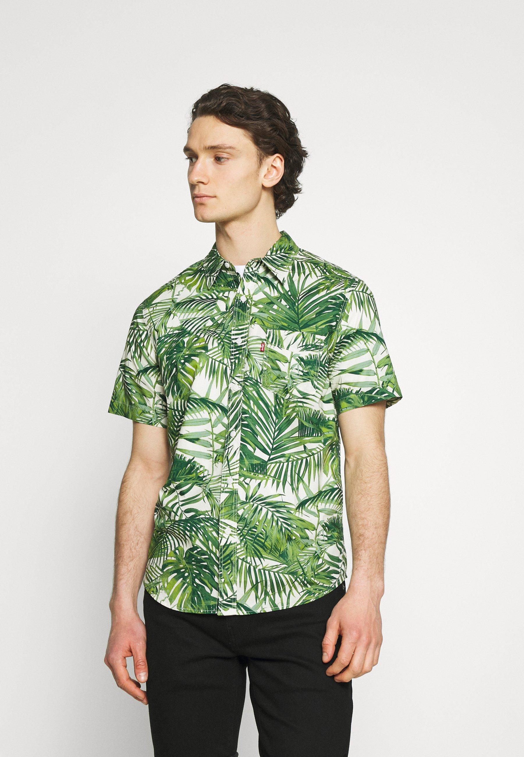 Uomo SUNSET - Camicia
