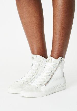 Sneakers hoog - ice/white