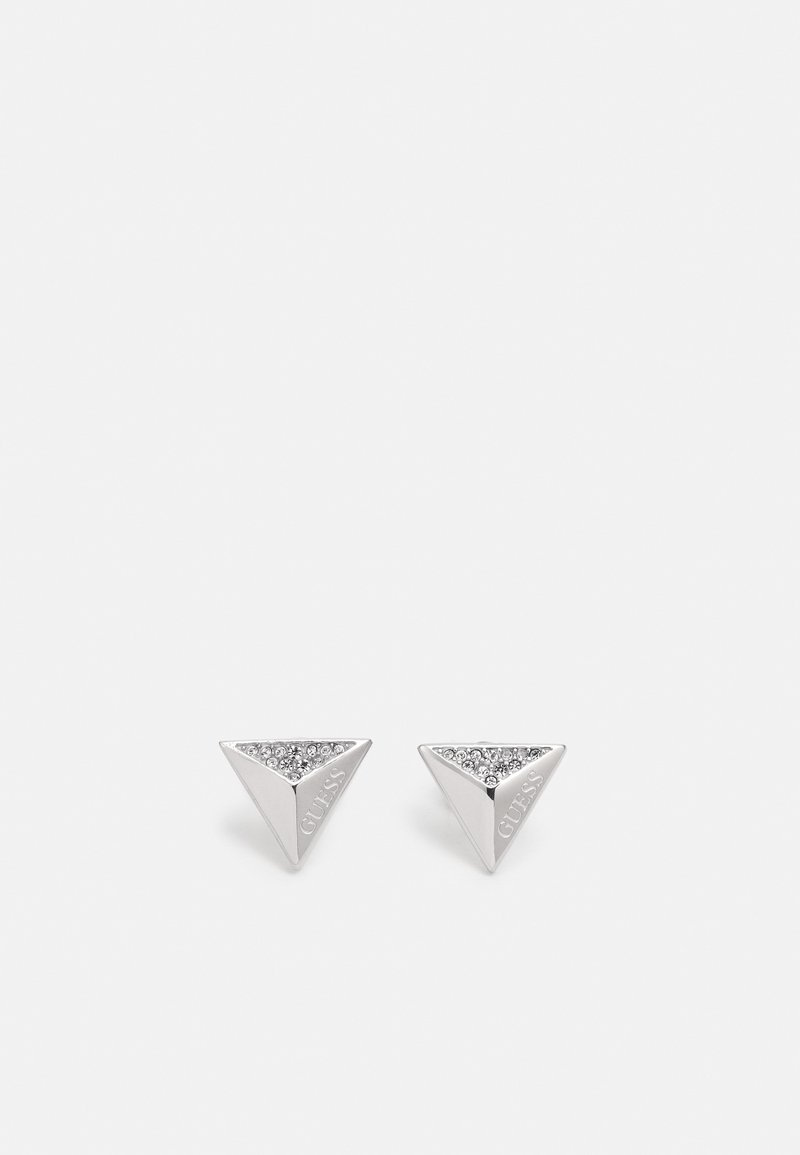 Guess - EXPLOSION - Earrings - silver-coloured