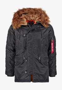Alpha Industries - Winter coat - black - 6