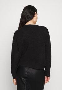 MINKPINK - ARIELLA JUMPER - Sweter - black/multi - 2