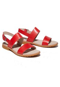 Timberland - Ankle cuff sandals - cayenne - 4