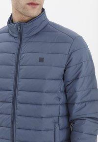Solid - Light jacket - china blue - 3