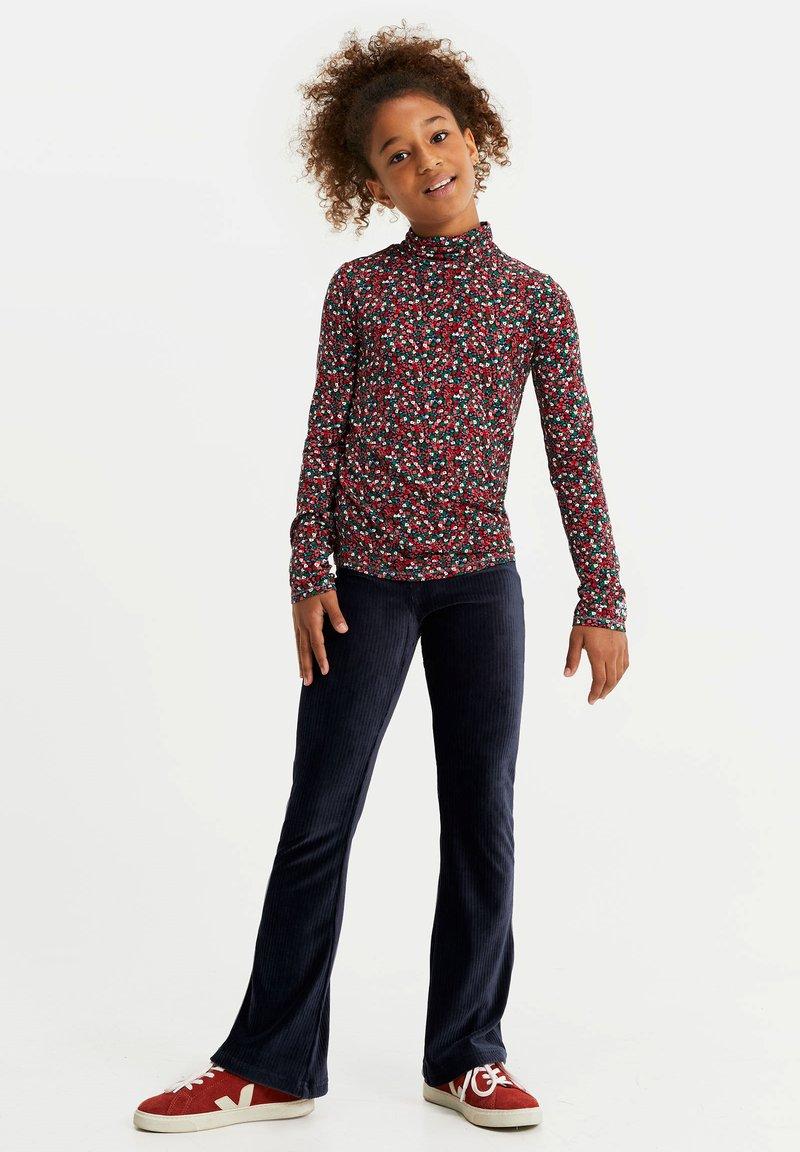 WE Fashion - Pantaloni - dark blue