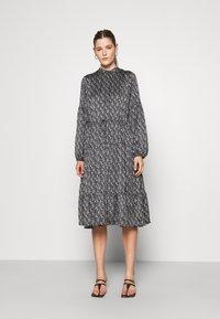 Bruuns Bazaar - ACACIA AVERY DRESS - Day dress - dark floral - 0