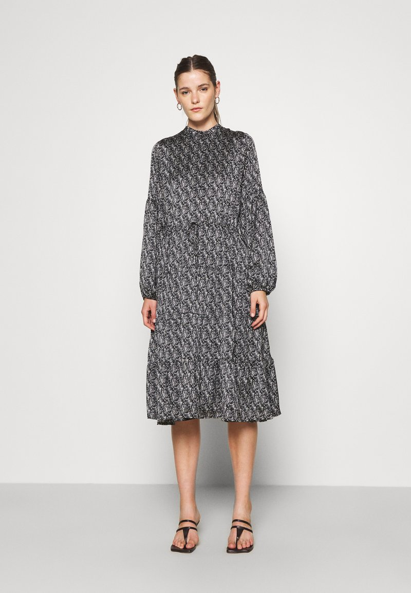 Bruuns Bazaar - ACACIA AVERY DRESS - Day dress - dark floral