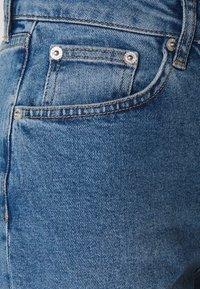 NA-KD Tall - MOM  - Jeans baggy - light blued - 5