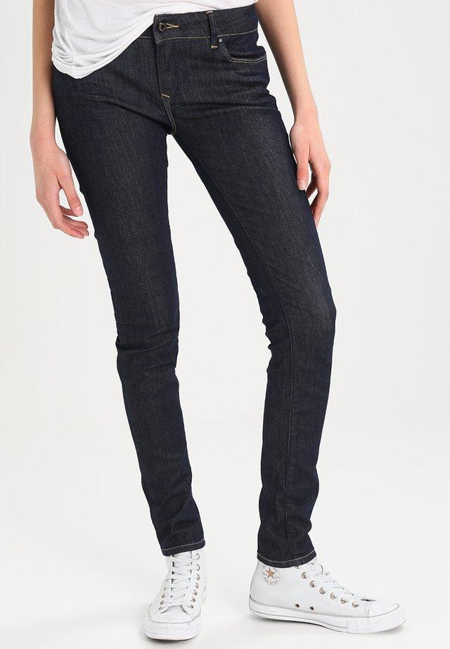 LOCKA - Jeans slim fit - raw