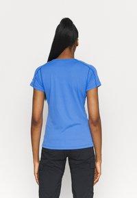 Columbia - RULES SHORT SLEEVE - T-shirt basic - harbor blue - 2