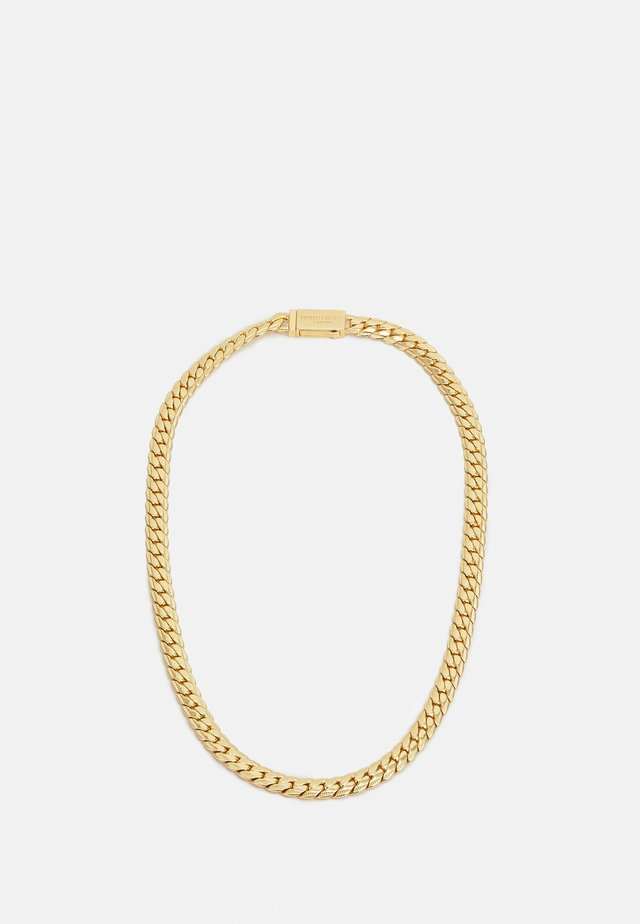 CHAIN NECKLACE - Smykke - gold-coloured