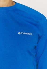 Columbia - OMNI HEAT CREW - Undershirt - bright indigo - 5